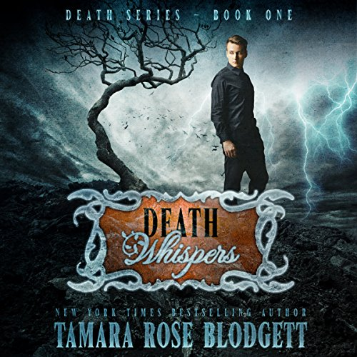 Death Whispers audiobook cover art