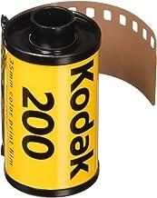 Kodak Gold 36 exposiciones, pack de 3 - Película negativa en color de velocidad media, color amarillo.