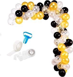 Balloon Garland Kit 113 Pieces DIY Balloon Arch Garland Kit Decorations for Bachelorette Wedding Baby Showe Birthday Gradu...