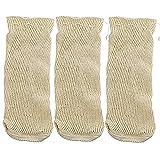 HV - Malla Textil de Cocción - Bolsa para Legumbres - Hecha en España - Set de 3