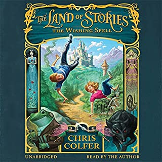 The Land of Stories cover art