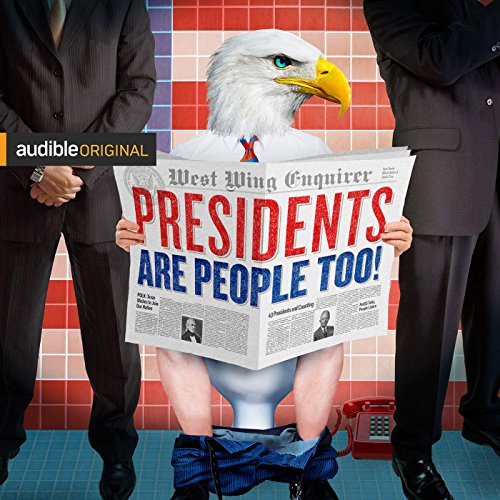 Presidents Sample audiobook cover art