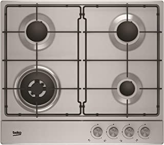 Beko Built-In Gas Hob, 60 cm, HIAW 64223 SXL