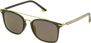 Police - SPL58354736G Gafas de sol, Verde, 54 Unisex