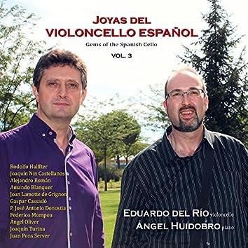 Joyas del Violoncello Español. Gems Of The Spanish Cello