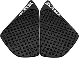 Morelian Motorcycle Anti slip Tank Pad Sticker Knee Grip Traction Side Pads Fit For HONDA CBR1000RR 2004-2007