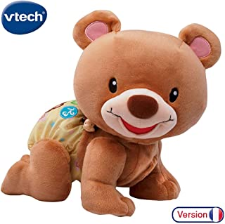 VTech Explore and Crawl Learning Cub (French Version)
