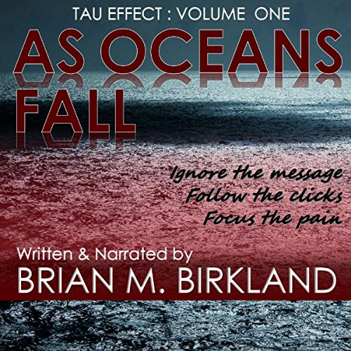 As Oceans Fall audiobook cover art