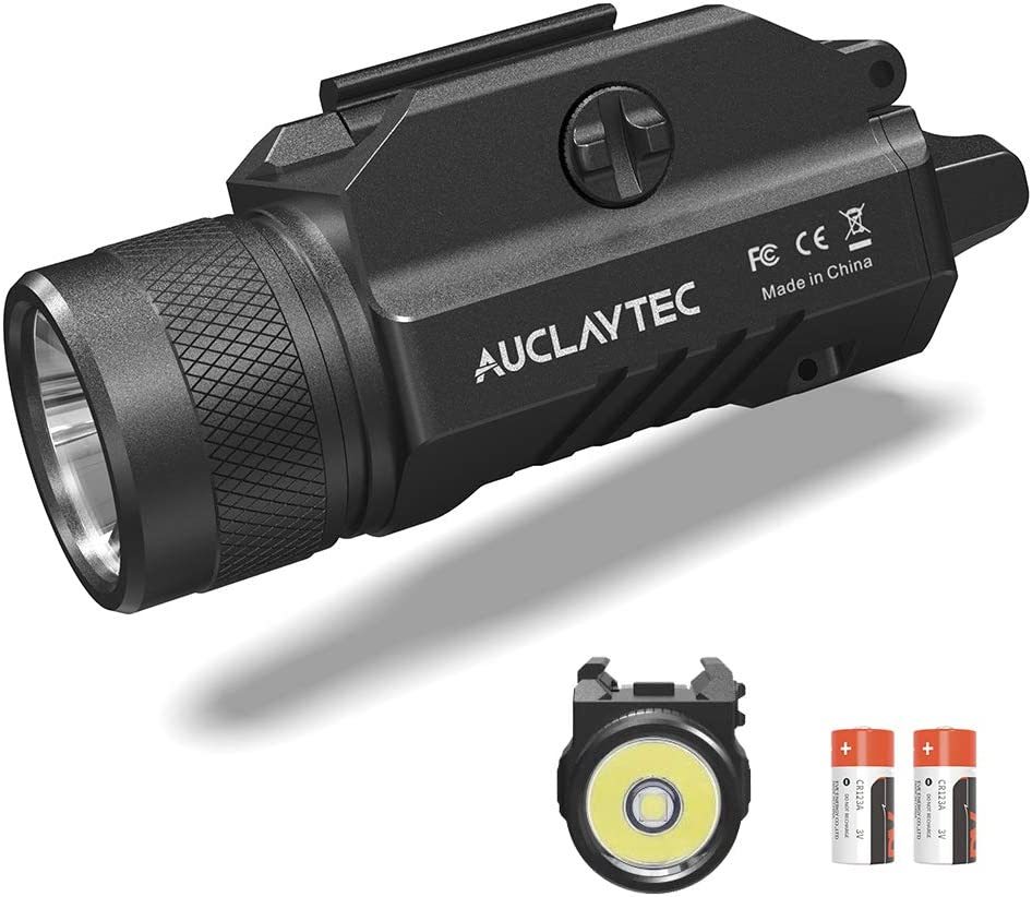 AUCLAYTEC Washington Mall Gun Light 1200 Lumens Compact Tactica LED Max 61% OFF Pistol