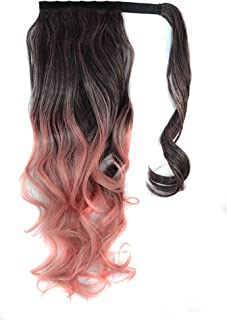 Best ombre curly ponytail Reviews