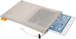 حقيبة تخزين Partstock من 4 قطع من شبكة النايلون - 6.3 × 9.5 بوصة لأجهزة تابلت 7.9 بوصة وآيباد ميني - اكسسوارات الكاميرا ال...