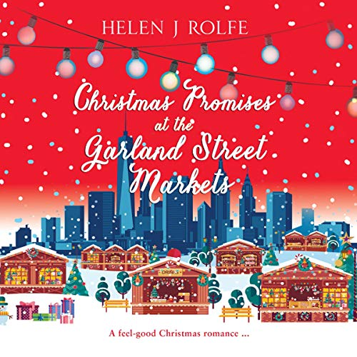 Christmas Promises at the Garland Street Markets  By  cover art