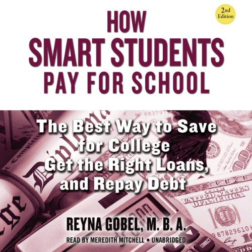 How Smart Students Pay for School audiobook cover art