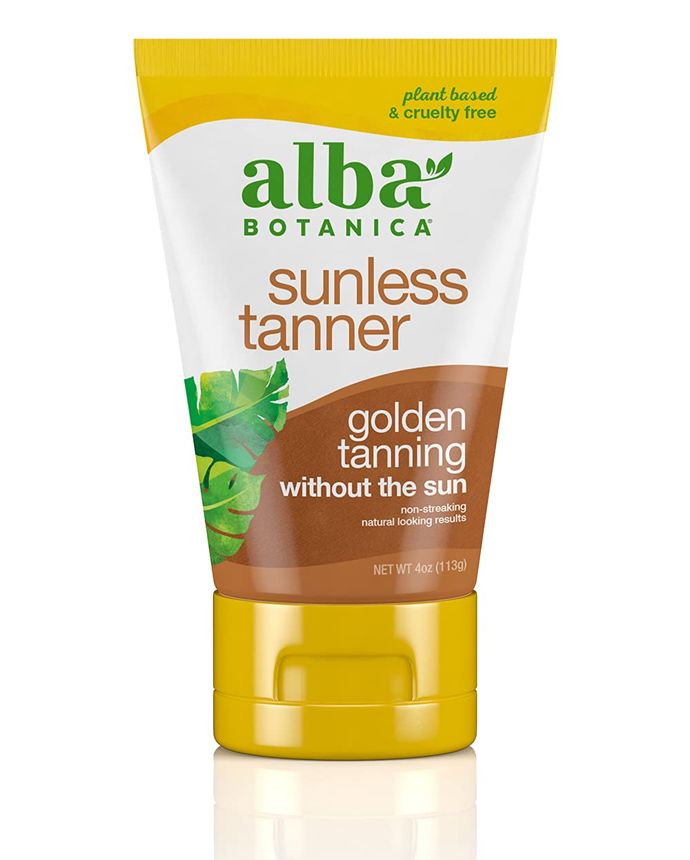 Alba Botanica Sunless Tanner Oz Lotion 4 Our shop most popular Limited Special Price