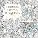 Millie Marotta's Animal Kingdom: a colouring book adventure: 1