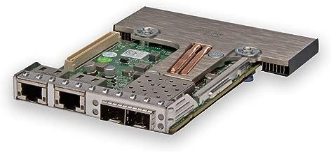DELL C63DV Intel X520 DP 10Gb DA/SFP+, + I350 DP 1Gb Ethernet, Network Daug