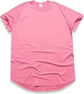 [SeBeliev(シービリーヴ)] ビッグ Tシャツ オーバーサイズ ゆったり 無地 カジュアル シンプル 良質素材 吸汗速乾 部屋着