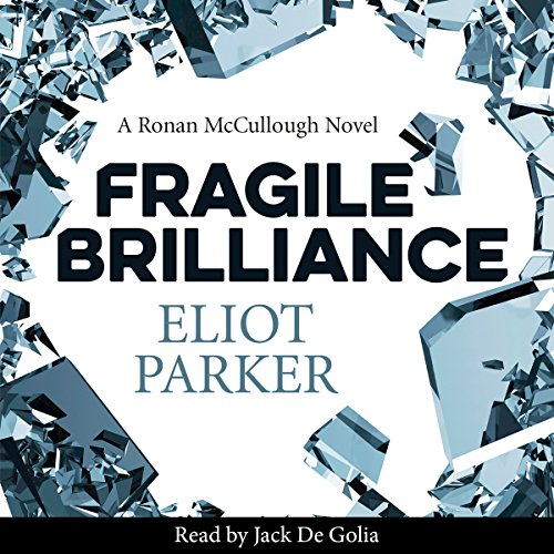 Fragile Brilliance audiobook cover art