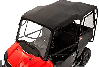 2014-2019 GENUINE HONDA PIONEER 700 4P 4 PERSON BLACK SOFT BIMINI CANVAS TOP 0SR85-HL3-323A
