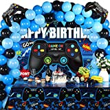 Video Game Birthday Party Decorations Set...