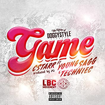 Game (feat. Young Sagg & Techniec)
