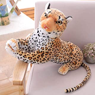 30-120cmフォレストキングジャガーマルチサイズシミュレーションぬいぐるみワイルドチーターぬいぐるみ黒豹ぬいぐるみ誕生日プレゼント友達120cm黒