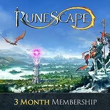 Best 90 day runescape membership card Reviews