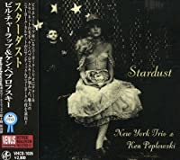 With Ken Peplowski-Stardust by Bill Charlap (2010-03-09)
