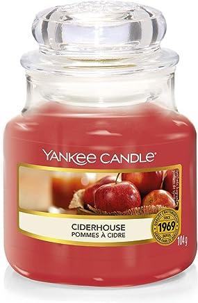 12/unit/és Collection Farmers Market Senteur Cidre Yankee Candle lumignons parfum/és