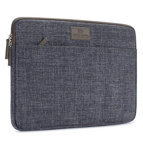 DOMISO 13-13.3 Zoll Laptophülle Hülle Tasche Sleeve Hülle Etui Notebook Schutzhülle Canvas-Gewebe für 13