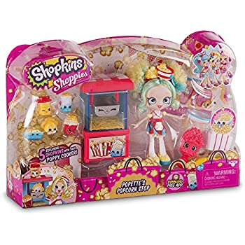 Shopkins 聽-聽Series 6聽CC Blister S3 Popette | Shopkin.Toys - Image 1