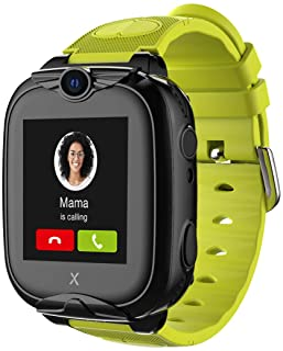 XPLORA XGO 2 - Telefon Uhr für Kinder (SIM-frei) - 4G, Anrufe, Nachrichten, Schulmodus, SOS-Funktion, GPS, Kamera, LED-Lic...