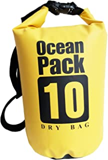 5L/10L/20L Waterproof Drying Bag to Protect Your Property Safety, Boating, Fishing, Rafting, Swimming, Camping,Hiking