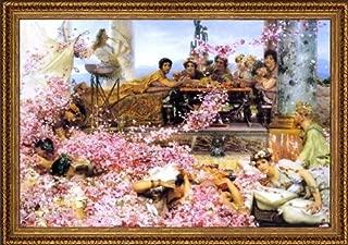 Art Oyster Sir Lawrence Alma-Tadema The Roses Heliogabalus - 18.05