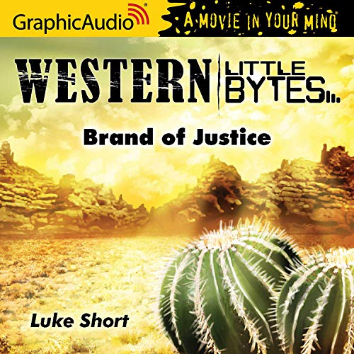 Brand of Justice [Dramatized Adaptation] cover art
