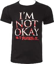 My Chemical Romance Men's I'm Not Okay Splatter T Shirt