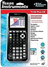 Carcasa de Silicona para Texas Instruments TI-84 Plus CE Disscool Suave y antica/ída de Silicona para Texas Instruments TI-84 Plus CE calculadora gr/áfica
