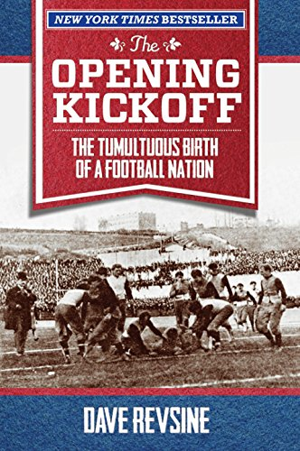 The Opening Kickoff: The Tumultuous Birth of a Football Nation
