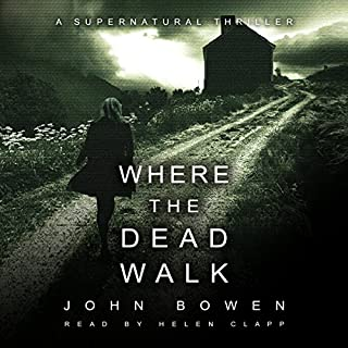 Where the Dead Walk audiobook cover art