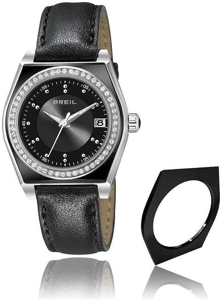 Breil Reloj de Cuarzo Woman Escape 34 mm