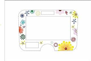 comprar comparacion Protector de pantalla para Monsieur Cuisine Connect con flores, multicolor