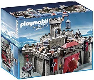 comprar comparacion PLAYMOBIL Caballeros - Playset Castillo (6001)