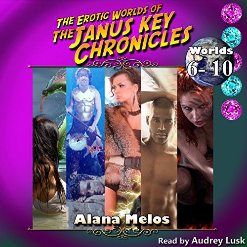 The Erotic Worlds of the Janus Key Chronicles: Volume 2 audiobook cover art