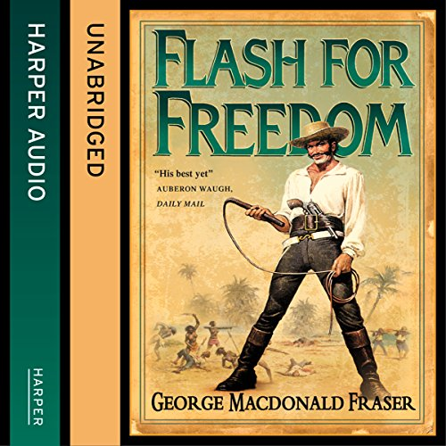 Flash for Freedom! cover art