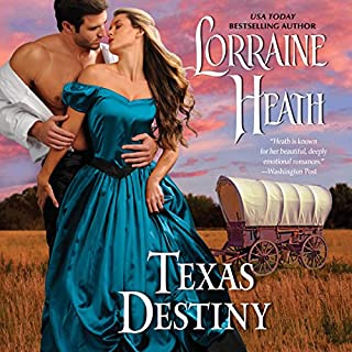 Texas Destiny audiobook cover art