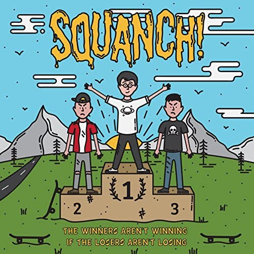 Squanch!