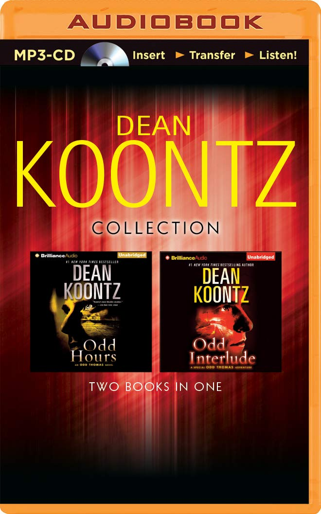 Dean Koontz – Odd Hours and Odd Interlude (2-in-1 Collection) (Odd Thomas Series)