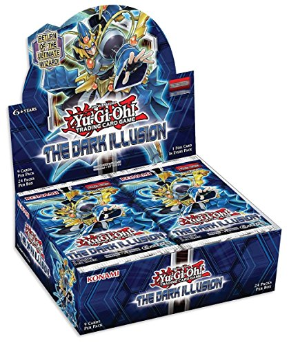 Yu-Gi-Oh! The Dark Illusion Display (24 Booster) deutsch