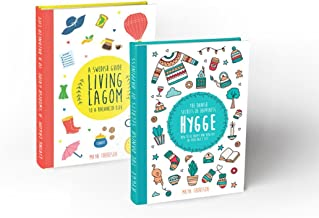 Hygge and Lagom DIY Bundle: Scandinavian living tips with Danish Hygge and Swedish Lagom