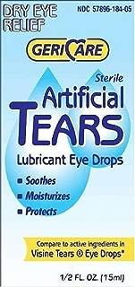 Best artificial tears eye drops Reviews